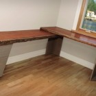 Bubinga Desk Jampy Furniture