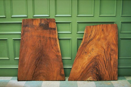 South American Mahogany Crotch